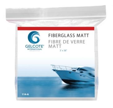 """Mat - 3' - 38"""" CAPTAIN PHAB  Fibreglass Matt"""