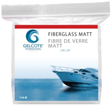 """Captain Phab  Matelas en fibre de verre Matelas - 3 m - 38"""""""