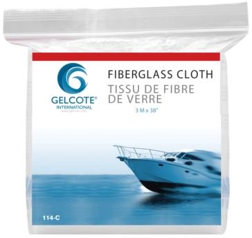 "Tissue - 3' - 38"" CAPTAIN PHAB  Fiberglass Cloth"