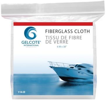 "Tissue - 6' - 38"" CAPTAIN PHAB  Fiberglass Cloth"