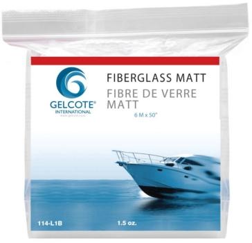 """Mat - 6' - 50"""" CAPTAIN PHAB  Fibreglass Matt"""