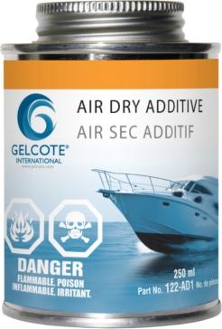 Liquid CAPTAIN PHAB  Air Dry Additive