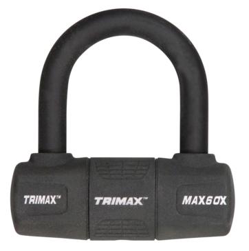 "U-Lock TRIMAX Red ""U"" Lock"