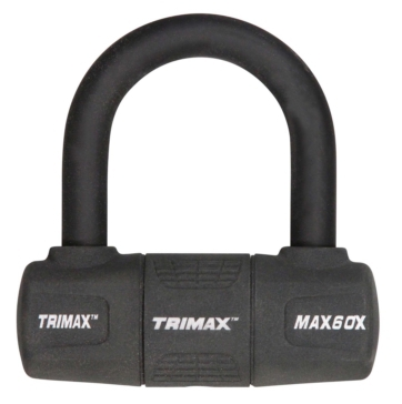 "TRIMAX Red ""U"" Lock U-Lock"