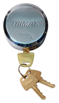 Trimax Trailer Lock