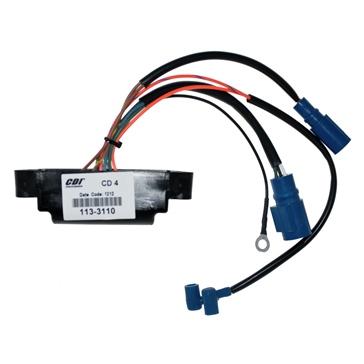 113-3110 CDI  OMC Power Pack CD4: 113-3110