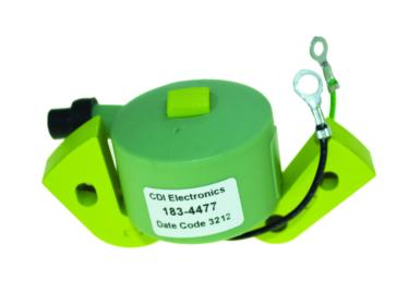 CDI  Bobine d'allumage électromagnétique OMC OMC - 721866