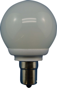 BA15S ECLAIRAGE VR Vanity Bulb Light, with BA15S Base.