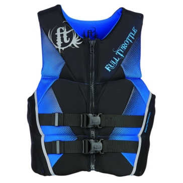 ONYX Hinged Flex-Back Neoprene Vest, Man