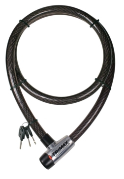 Extra measure of protection TRIMAX Cable Lock, 3 Keys