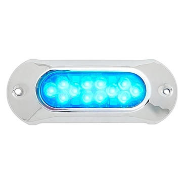 Attwood Lampe submersible, 12 DEL bleu