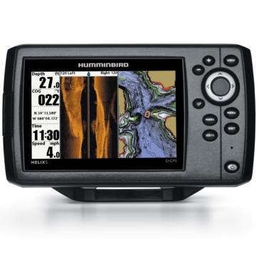 Sonar Helix 5 GPS SI HUMMINBIRD