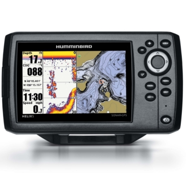 Sonar Helix 5 GPS HUMMINBIRD