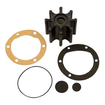 Sierra Neoprene Impeller Kit Fits Jabsco, Fits Johnson/Evinrude, Fits Yanmar, Fits Volvo