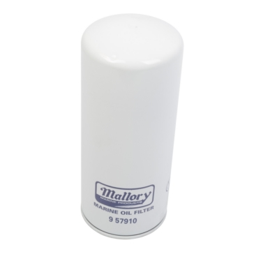 Mallory Oil Filter 478736, 466634