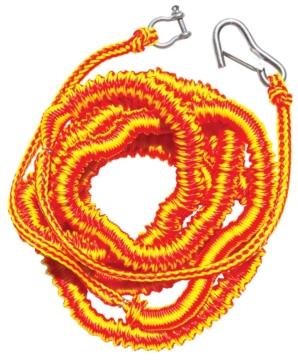 KwikTek Ligne d'amarrage élastique 2400 lb