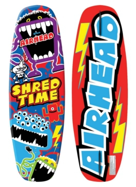 "KwikTek Wakeboard ""SHRED TIME"""