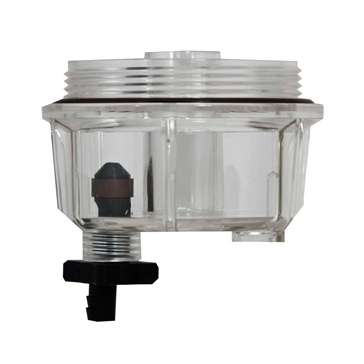 SIERRA Bol de filtre AquaVue pour filtre de séparation d'eau et de carburant 18-7922-1