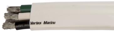 100' - 310010901 VERTEX Triplex Flat Wire