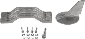 Yamaha SIERRA Anodes and Transom Plates