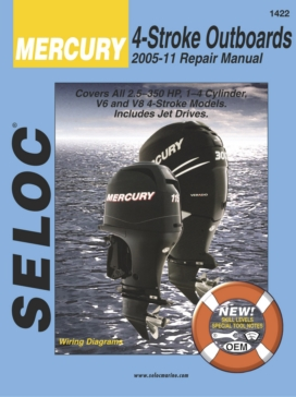 Sierra Mercury & Mariner Manual 18-01422 18-01422
