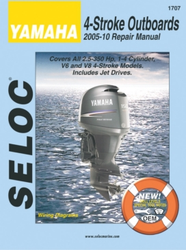 Sierra Yamaha Manual 18-01707 18-01707