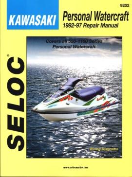 18-09202 SIERRA Kawasaki 18-09202 Manual