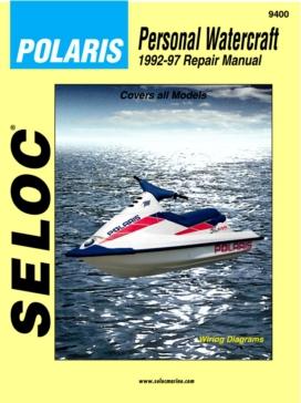 18-09400 SIERRA Polaris Manual 18-09400
