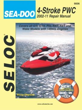 Manuel Sea-Doo/Bombardier 18-09006 SIERRA 18-09006