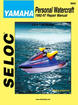 Sierra Yamaha Manual 18-09602 18-09602