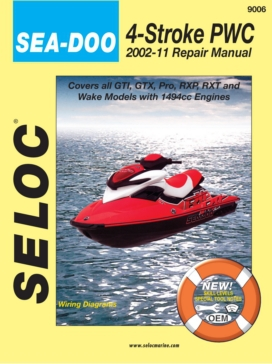 Sierra Sea-Doo Manual 18-09606 18-09606