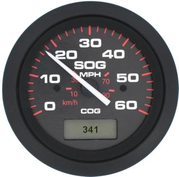 SIERRA GPS Speedometers - 60 MPH