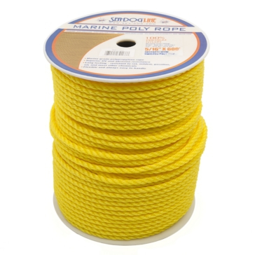 SEA DOG Twisted Poly-Pro Cords