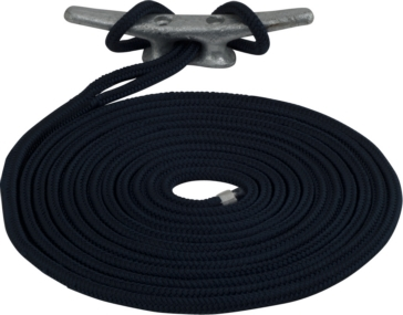 SEA DOG Double Braided Nylon Dock Line