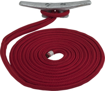 "SEA DOG Double Braided Nylon Dock Line 25' - 1/2"" - Nylon - Double Braided"