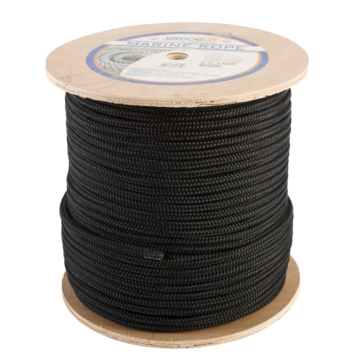 "SEA DOG Corde de nylon double 600' - 1/2"" - Nylon - Doublement tressé"