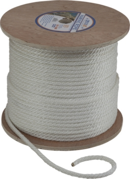 "SEA DOG Corde de nylon très solide 500' - 1/2"" - Nylon - Tressé"