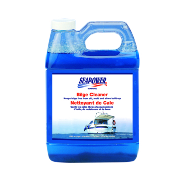 1 gallon SEAPOWER Bilge Cleaner - SB-32.B and SB-128.B