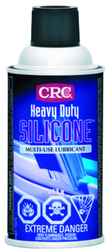 Aerosol CRC Heavy Duty Silicone