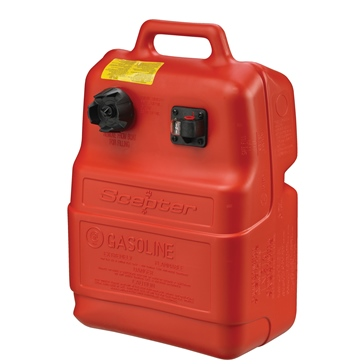 Scepter Portable Topside Fuel Tank Fuel