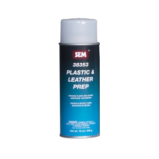 SEM Plastic and Leather Prep Liquid