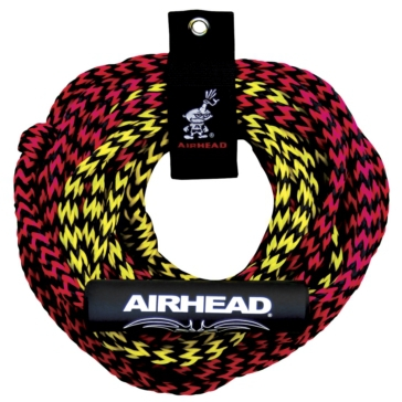 AIRHEAD 2-Rider 2 Section Tube Rope 2 section tube rope