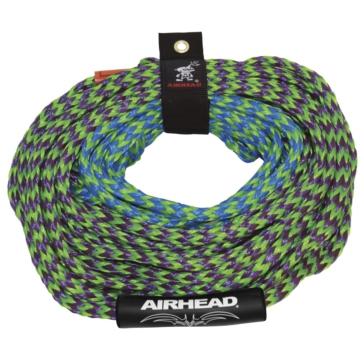 Corde pour tube à 4 places AIRHEAD SPORTSSTUFF Corde de remorquage à 2 sections pour tube