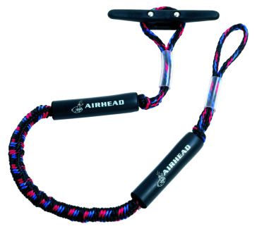 Airhead 2150 lbs Bungee Dock Line 6' to 9' - PWC - Bungee Rope