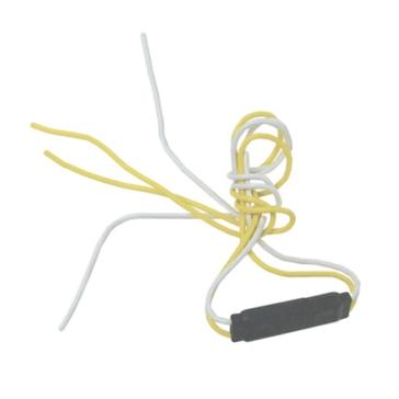 SIERRA Connecteur de remorque TC43634 Coffre mâle, Coffre femelle