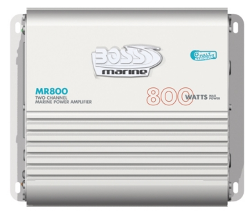 Boss Audio MR800 Amplifier