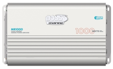 BOSS AUDIO MR1000 Amplifier