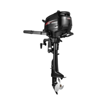 HIDEA 2.5 HP Outboard Engine, Short Shaft
