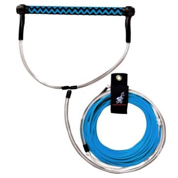 Wakeboard tow rope AIRHEAD SPORTSSTUFF Blue Rope Wakeboard Dyneema Fusion