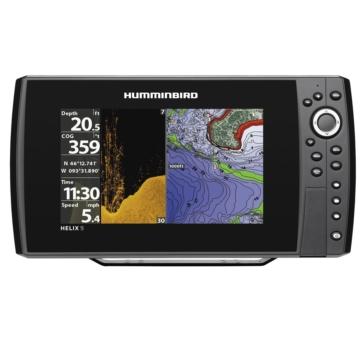 Sonar Helix 9 DI GPS HUMMINBIRD